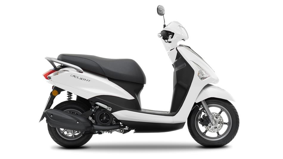 Yamaha D'Elight 125